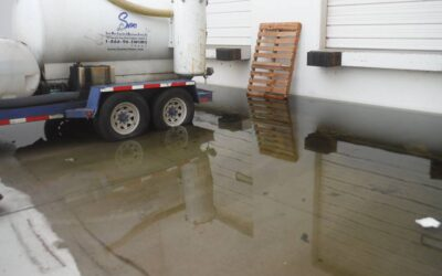 Why is My Stormwater System Flooding?